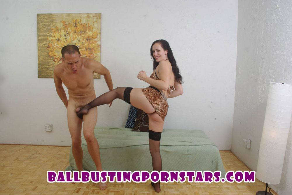 Savannah Fyre In Scene: Cuckold Ballbusting and Interracial Fucking - BALLBUSTINGPORNSTARS - FULL HD/1080p/MP4