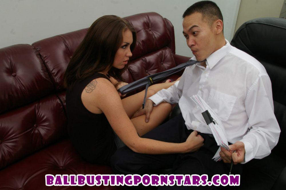 Maggie Matthews In Scene: Psychotherapy Ballbusting and Ruined Orgasm - BALLBUSTINGPORNSTARS - HD/720p/WMV