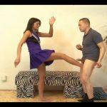 Cece Stone In Scene: Asian Cheerleader Femdom Ballbusting and Foot Humiliation – BALLBUSTINGPORNSTARS – SD/540p/WMV