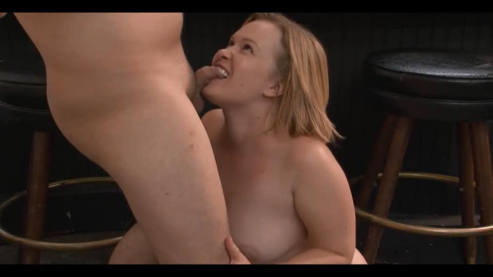 Sasha Knox In Scene: Punishing and Ballbusting the Janitor for Cumming - BALLBUSTINGPORNSTARS - SD/540p/WMV