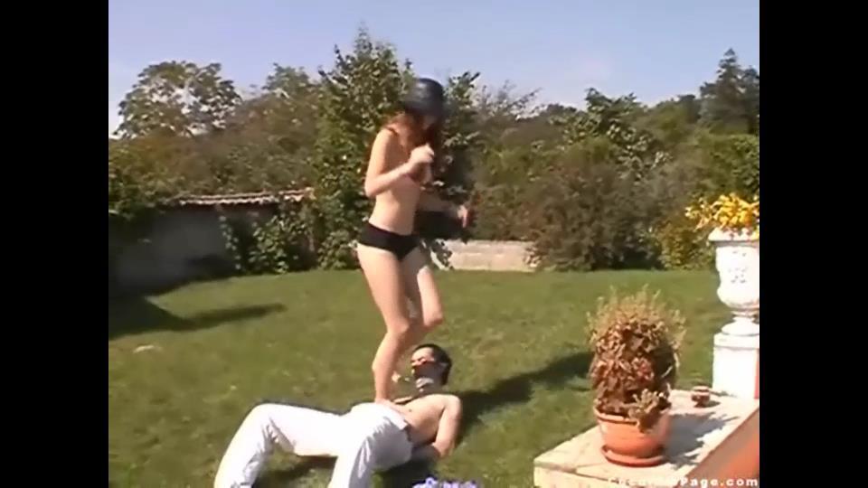 Goddess Adeline, Slave Cucciolo In Scene: Femme Fatale - CUCCIOLOPAGE - SD/540p/MP4