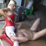 Kelly Kalashnik In Scene: MEAN IN RED CONTINUES – FACESITTING-QUEEN – SD/576p/WMV