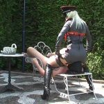 Kelly Kalashnik In Scene: ASS LICKER FOR A STRICT SERGEANT – FACESITTING-QUEEN – SD/576p/WMV