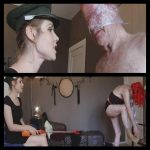 Lady Chrissy In Scene: Bitch Education – FEMDOM-BERLIN – SD/480p/WMV
