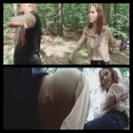 Lady Chrissy In Scene: Torture in the forest – FEMDOM-BERLIN – SD/480p/WMV