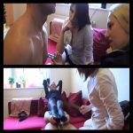 Lady Faye, Lady Cloe In Scene: Unexpected visit – FEMDOM-BERLIN – SD/576p/WMV