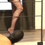 Mistress Elizabeth In Scene: Licking Her Stockings Clean – FEMDOMINSIDER – FULL HD/1080p/WMV