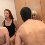 Mistress Karen, Mistress Nataly In Scene: Four Hands Destroy Their Faces – FEMDOMINSIDER – FULL HD/1080p/WMV