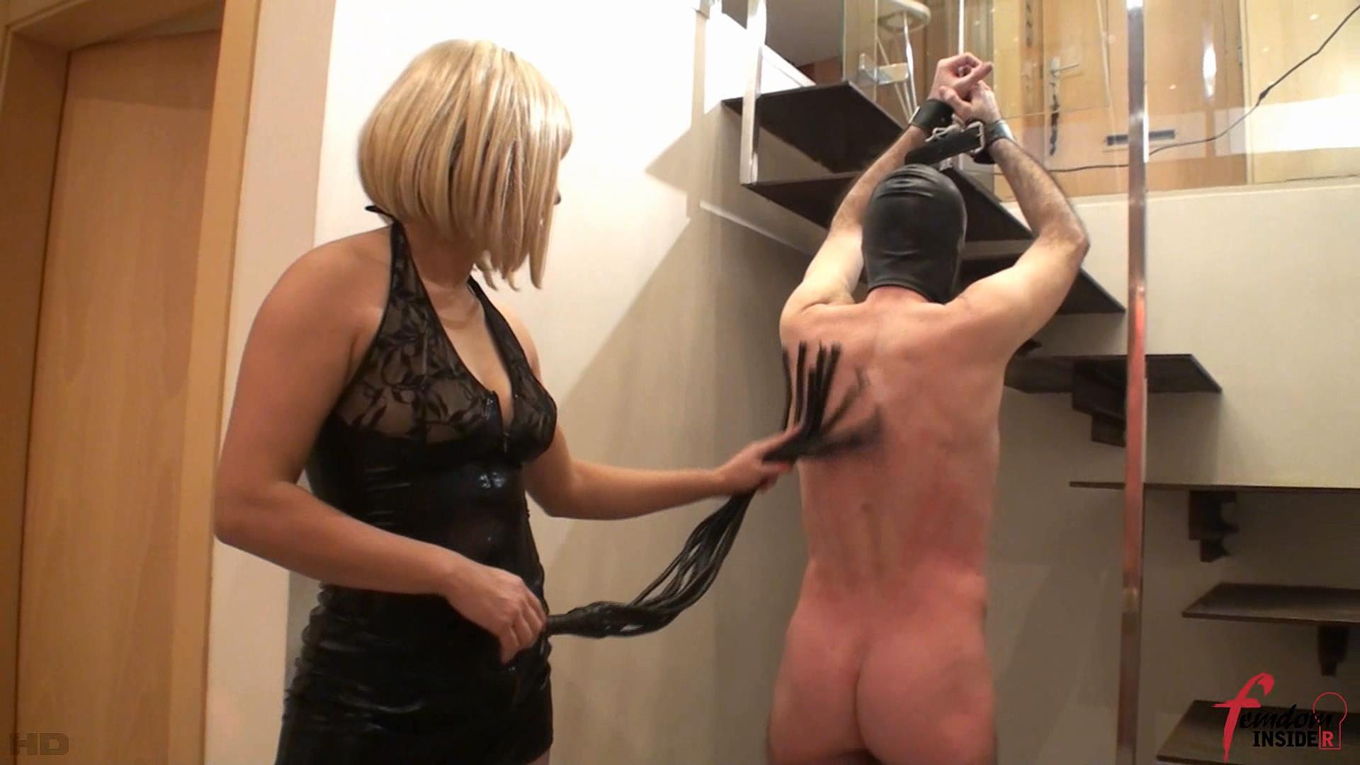 Mistress Karen In Scene: Meat For Whip - FEMDOMINSIDER - FULL HD/1080p/WMV