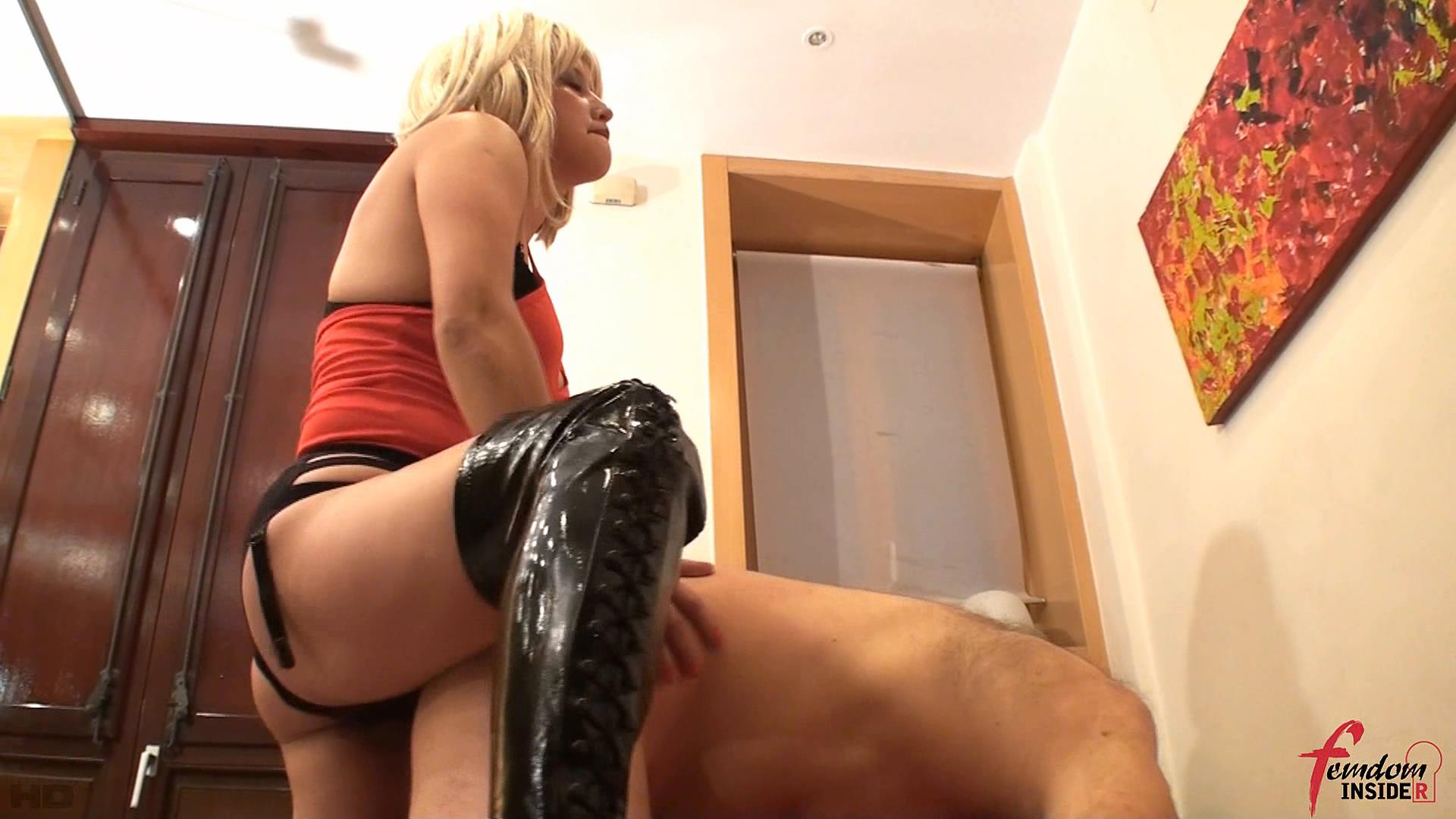 Mistress Karen In Scene: Mistress Karen Loves Sodomy - FEMDOMINSIDER - FULL HD/1080p/WMV