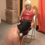 Mistress Karen In Scene: Red Latex For Boot Domination – FEMDOMINSIDER – FULL HD/1080p/WMV