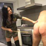 Mistress Soraya In Scene: Severe Military Caning – FEMDOMINSIDER – FULL HD/1080p/WMV