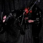 Mistress In Scene: Mistress in latex outfit traning her bound latex pony slave in her dungeon – FEMDOMLOFT – LQ/240p/MP4