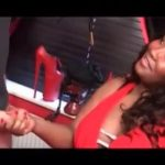 Mistress In Scene: Black Mistress humiliates her white sissy and makes the sissy suck cock – FEMDOMLOFT – LQ/360p/MP4