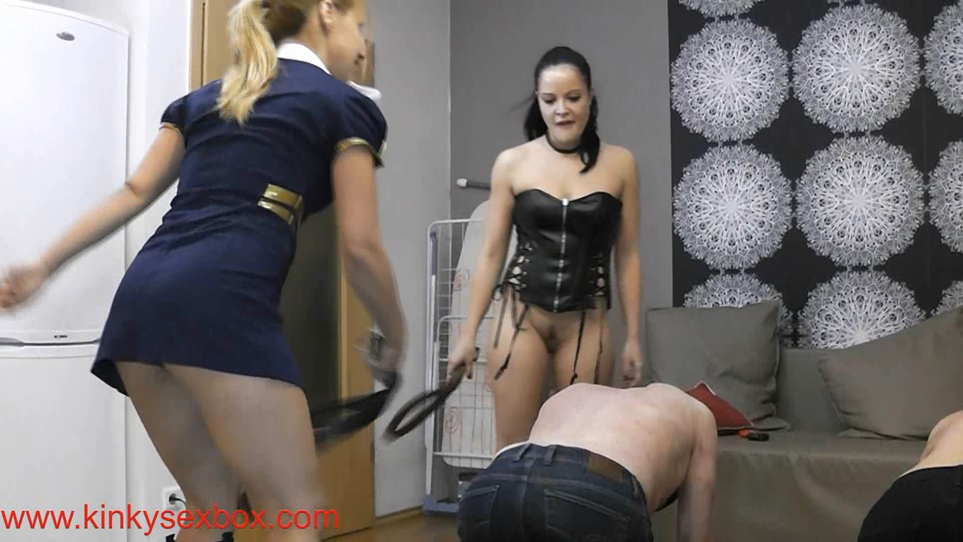 Dolly Dior, Princess Nikki In Scene: Dolly and Nikki 04 - KINKYSEXBOX - FULL HD/1080p/WMV