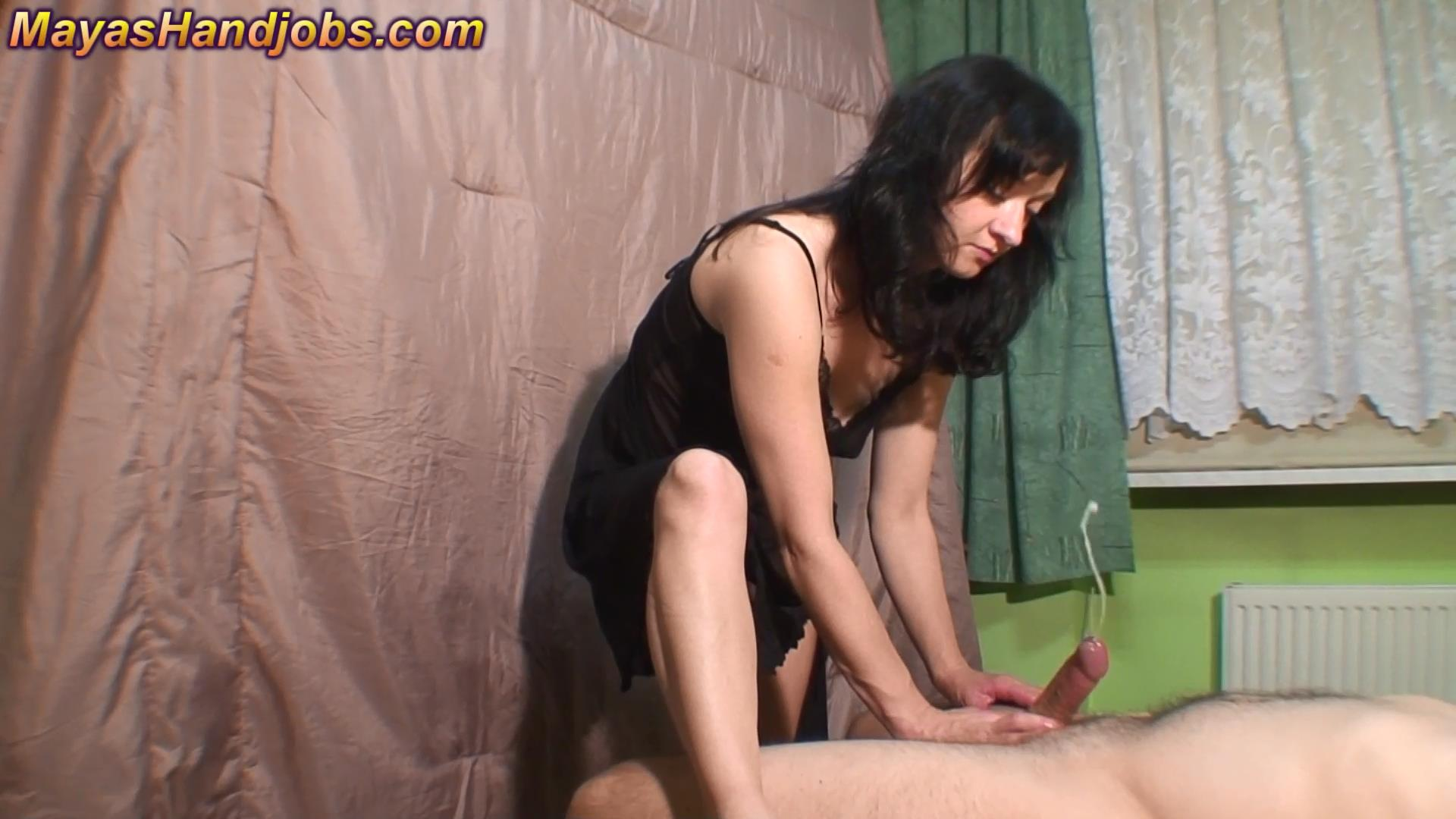 Mistress Maya In Scene: Good jerking in many positions results huge blasts - MAYASHANDJOBS - FULL HD/1080p/MP4