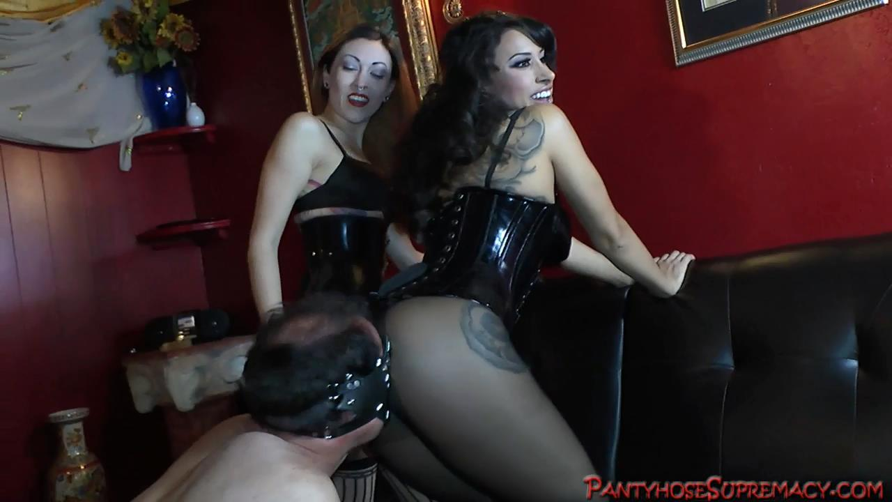 Mistress Severa, Mistress Tangent In Scene: Plaything Part 1 of 6 - PANTYHOSESUPREMACY - HD/720p/MP4