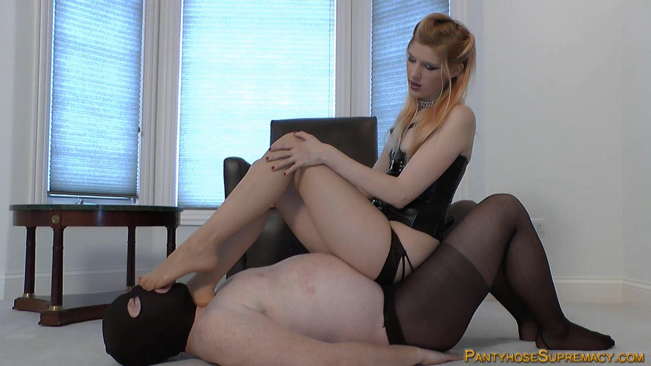 Mistress Stella In Scene: Serving Stella Part 2 of 3 - PANTYHOSESUPREMACY - HD/720p/MP4