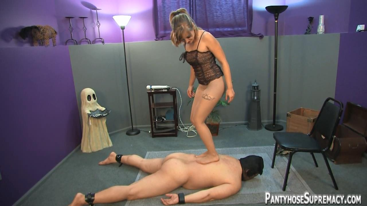 Mistress Missy In Scene: Take That Cock Part 2 of 9 - PANTYHOSESUPREMACY - HD/720p/MP4