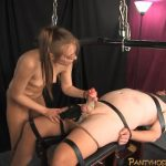 Mistress Monica In Scene: Trapped All Day Part 6 of 7 – PANTYHOSESUPREMACY – HD/720p/MP4