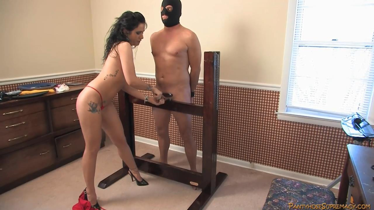 Mistress Jenna In Scene: Redemption Part 1 of 4 - PANTYHOSESUPREMACY - HD/720p/MP4