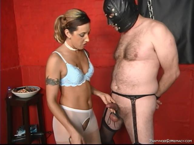 Mistress London In Scene: Heartless - PANTYHOSESUPREMACY - SD/480p/MP4