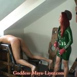Goddess Maya Liyer In Scene: Agent Maya Tortures comrades – REAL-FEMDOM-CLIPS – FULL HD/1080p/MP4
