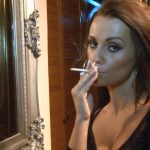 KASIA INTRIGANTE In Scene: SMOKING FETISH & HUMAN ASHTRAY – SADOBEAUTIES – HD/720p/WMV