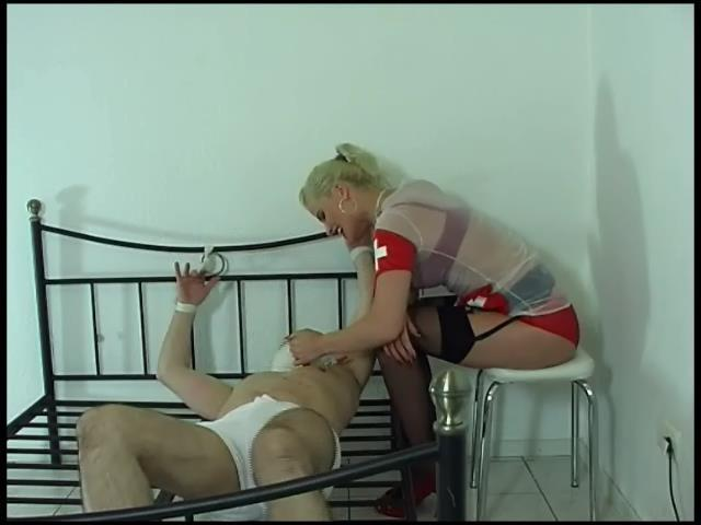 SYONERA VON STYX In Scene: SADO - NURSE - SADOBEAUTIES - SD/480p/WMV