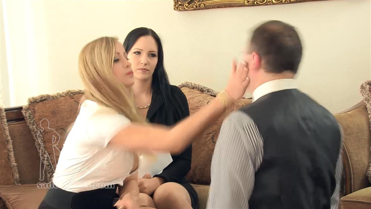 Countess Stella, Mistress Nemesis In Scene: The Model Agency - SADO-LADIES - HD/720p/MP4