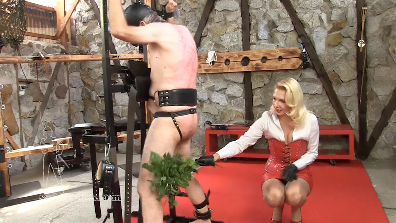 Mistress Akella In Scene: Akella's Way To Say Sorry - SADO-LADIES - HD/720p/MP4