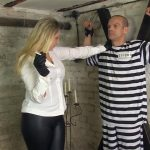 Lady Faye In Scene: Ashtray Prisoner – SADO-LADIES – HD/720p/MP4