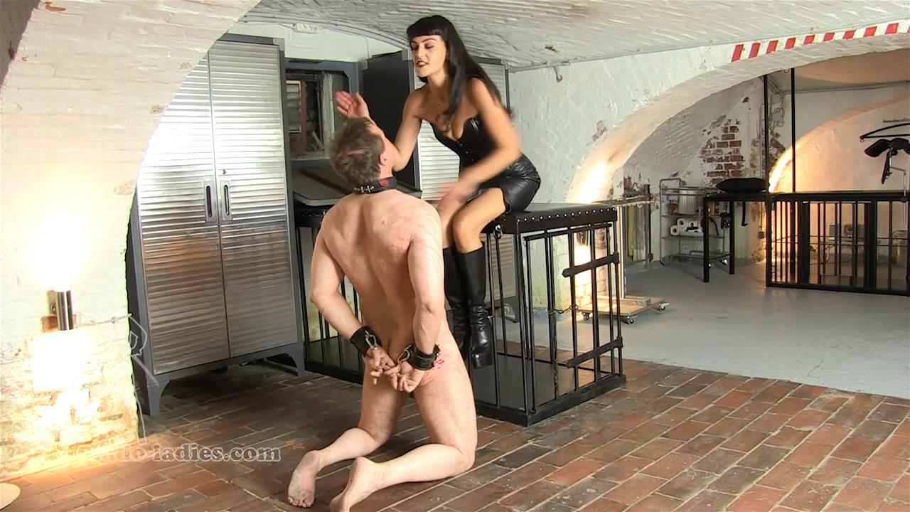 Mistress Kassi In Scene: Be Quiet - SADO-LADIES - HD/720p/MP4