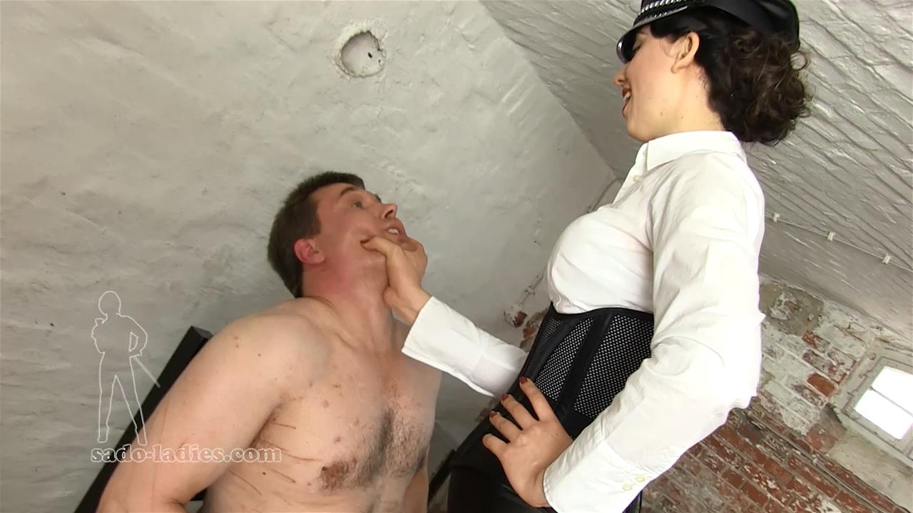 Lady Mephista In Scene: The Defiled Boots - Part 1 - SADO-LADIES - HD/720p/MP4