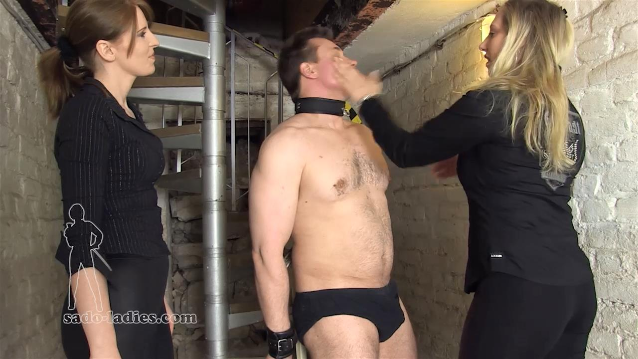 Lady Faye, Mistress Cloe In Scene: The Mad Secretaries - Part 1 - SADO-LADIES - HD/720p/MP4