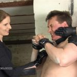Mistress Cloe In Scene: Strong Man Trashed – SADO-LADIES – HD/720p/MP4