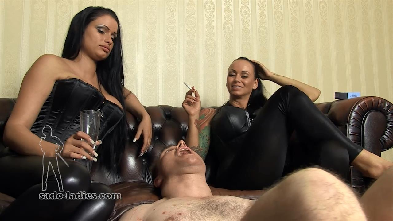 Mistress Jenna, Lady Blackstone In Scene: Double Domination - SADO-LADIES - HD/720p/MP4