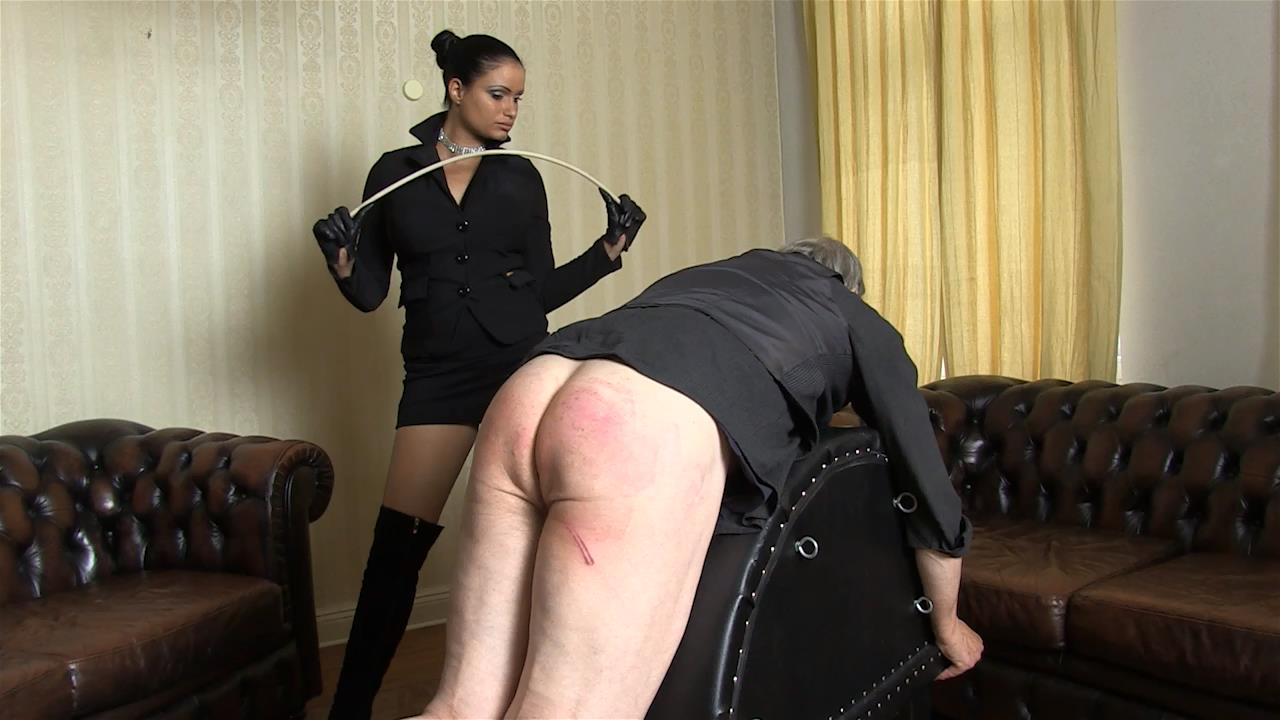 Mistress Jenna In Scene: Mean Female Boss - SADO-LADIES - HD/720p/MP4