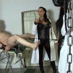 Lady Blackstone, Mistress Jenna In Scene: Sadistic Woman Doctors – SADO-LADIES – HD/720p/MP4