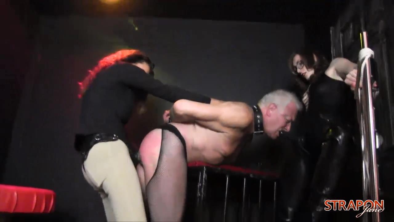 Ava Austin, Strap On Jane In Scene: 1 Old 1 New - properly dominated - STRAPONJANE - HD/720p/MP4