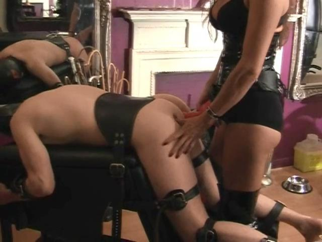 Strap On Jane In Scene: Wheel Of Doom - pure humiliation and submission, - STRAPONJANE - SD/480p/MP4