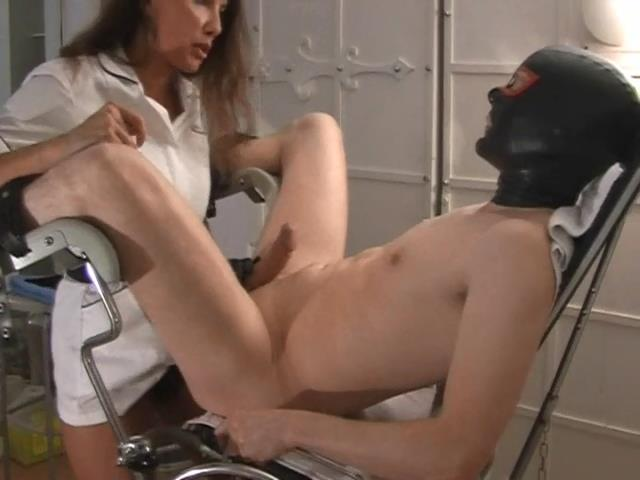 Strap On Jane In Scene: Doctor Strapon Jane - nice big cock - STRAPONJANE - SD/480p/MP4