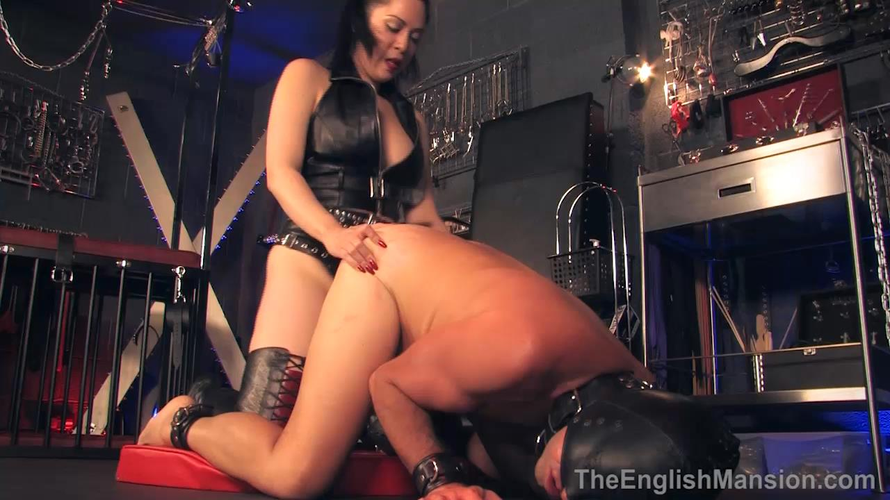 Lydia Supremacy In Scene: Strapon Supremacy - THEENGLISHMANSION - HD/720p/MP4