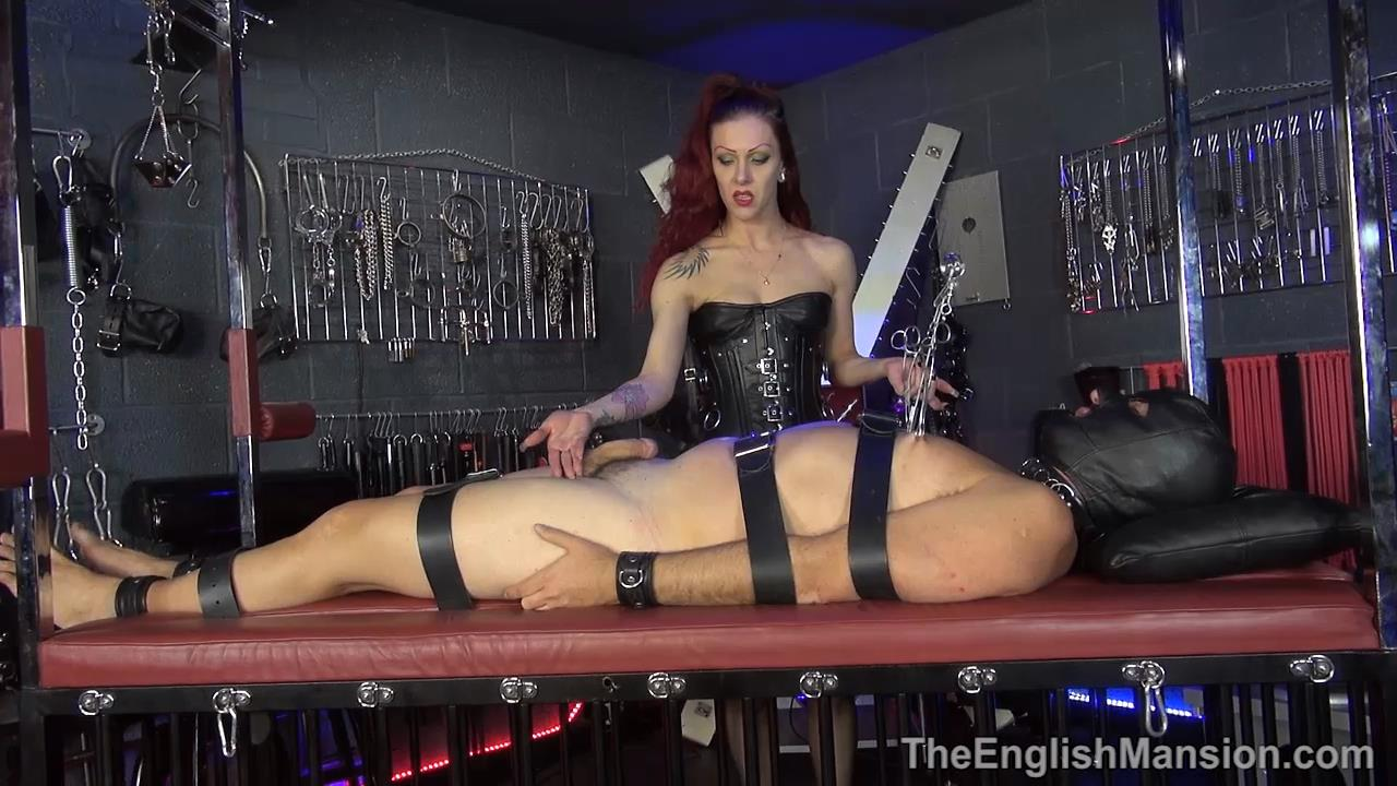 Mistress Regina In Scene: Suffer For Her Smoke - THEENGLISHMANSION - HD/720p/MP4