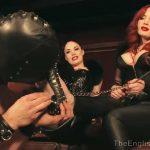 Lady Sophia Black, Morrigan Hel In Scene: Hel and Black – THEENGLISHMANSION – HD/720p/MP4