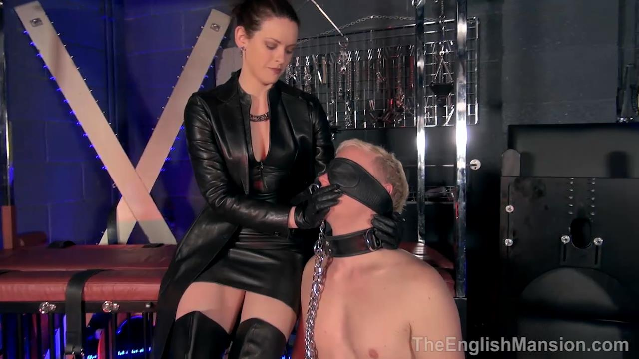 Ms Savannah Sly In Scene: Suspended Boy Toy - THEENGLISHMANSION - HD/720p/MP4