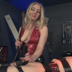 Mistress Sidonia In Scene: CBT Turn On Pt2 – THEENGLISHMANSION – HD/720p/MP4