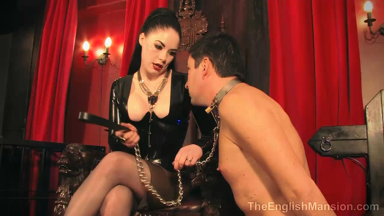 Lady Sophia Black In Scene: A Very Strict Mistress - THEENGLISHMANSION - HD/720p/MP4