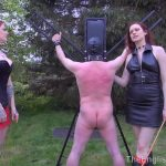 Miss Hendrix, Ms Savannah Sly In Scene: They Own Your Cock – THEENGLISHMANSION – HD/720p/MP4