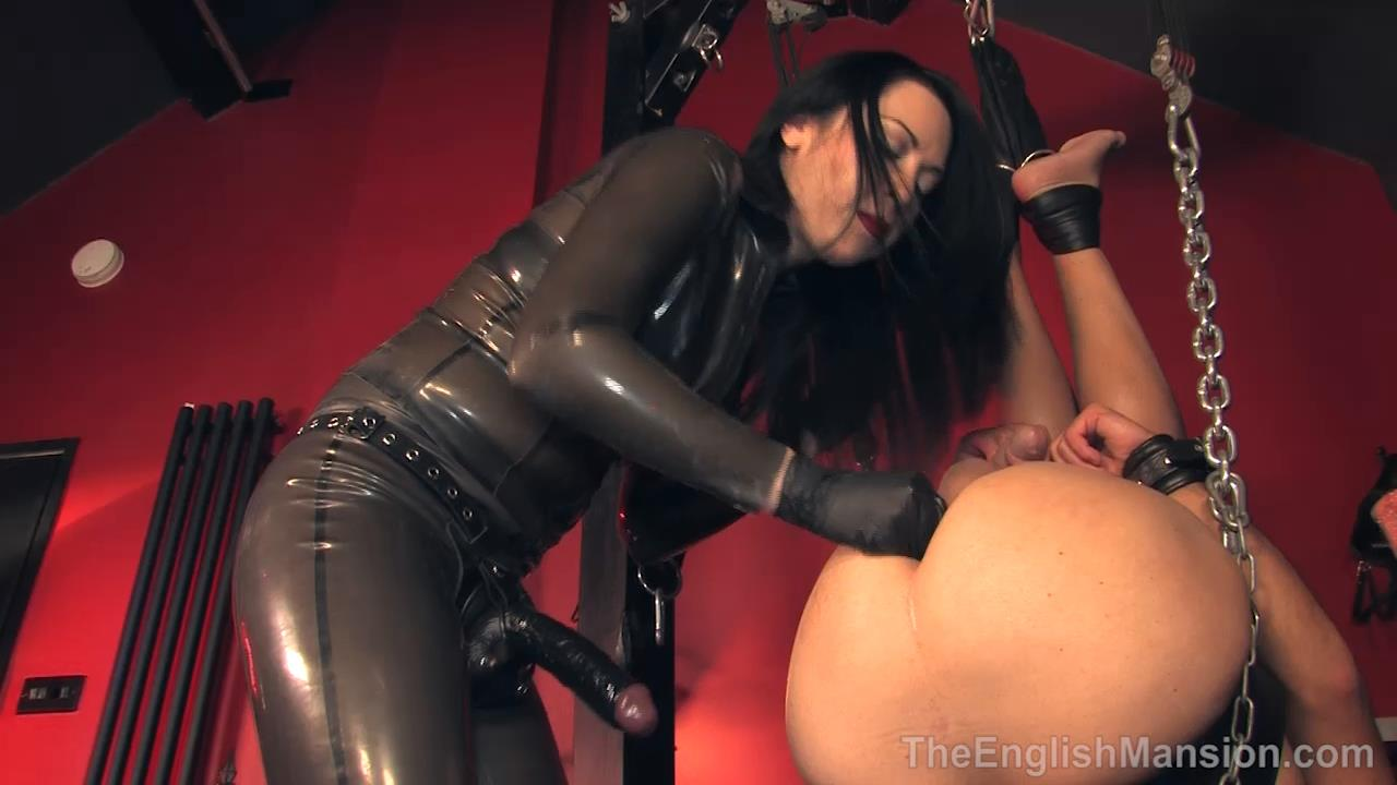 Lydia Supremacy In Scene: Trussed Up and Pegged - THEENGLISHMANSION - HD/720p/MP4